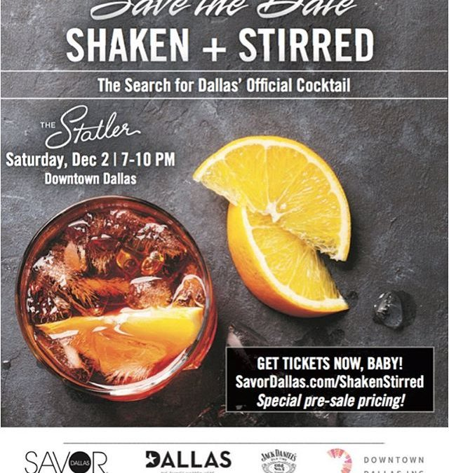 Shaken + Stirred 2017 – A Sneak Preview