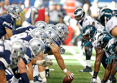 Cowboys + NFL Preview Section