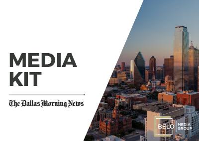The Dallas Morning News Media Kit