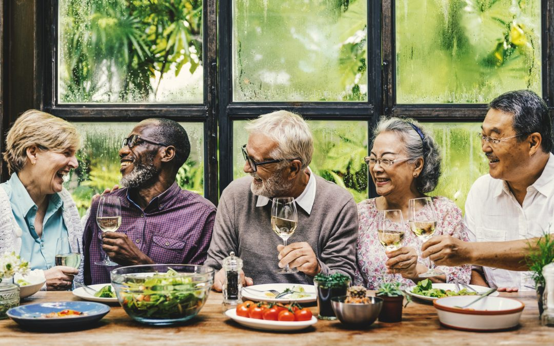 Senior Living: How to Live Your Best in the Golden Age