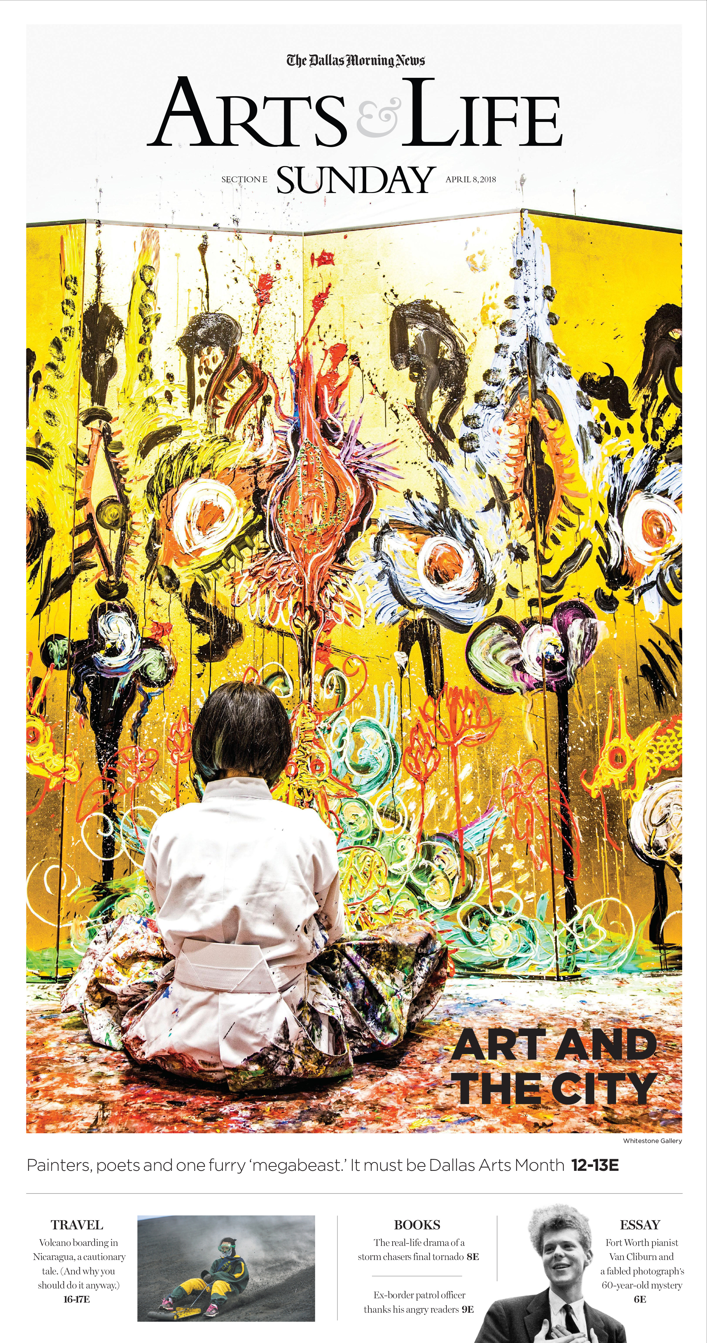 Arts & Life cover